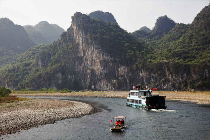 China - Guangxi 005 - Li River