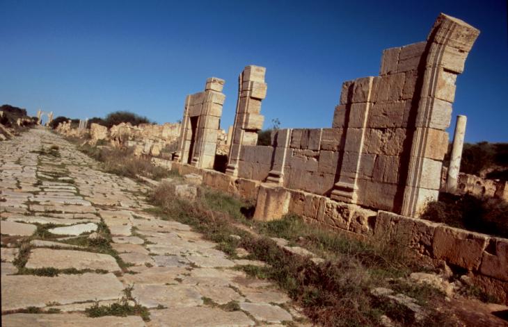 Libya - Leptis Magna 005