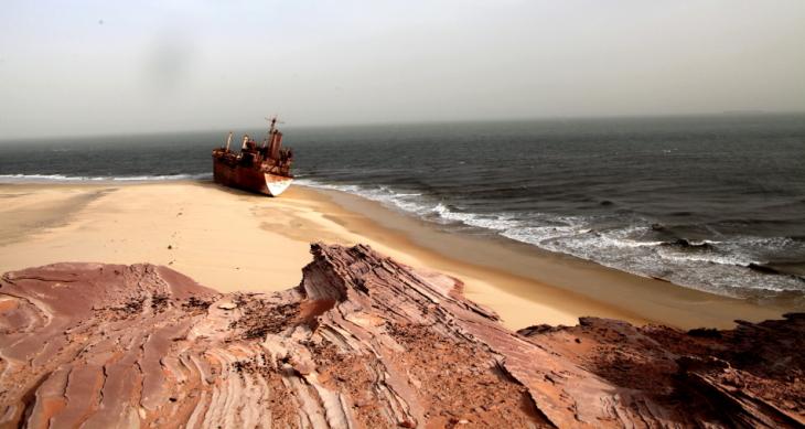 Mauritania 005 - Cap Blanc