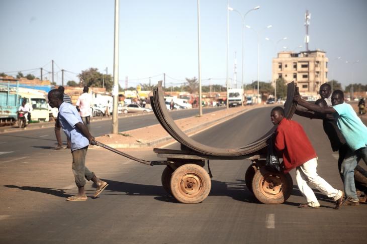 Burkina Faso - Ouagadougou 092