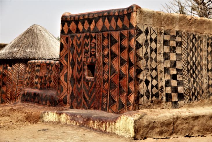Burkina Faso -Tiebele 006
