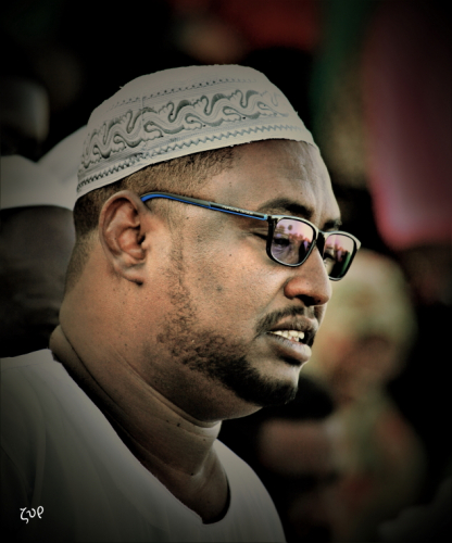 Sudan - Dervish ceremony 006