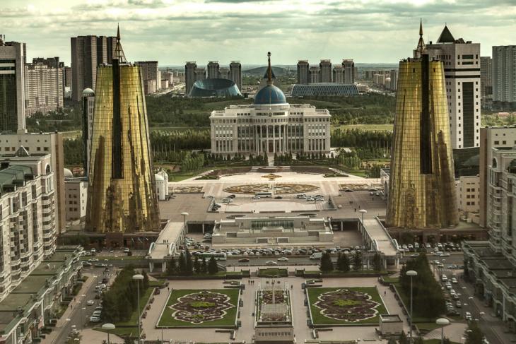 Kazakhstan - Astana (Nursultan) 006