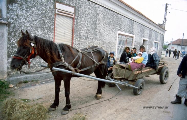 Romania - Rasnov 006 - On the road