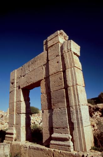 Libya - Leptis Magna 006