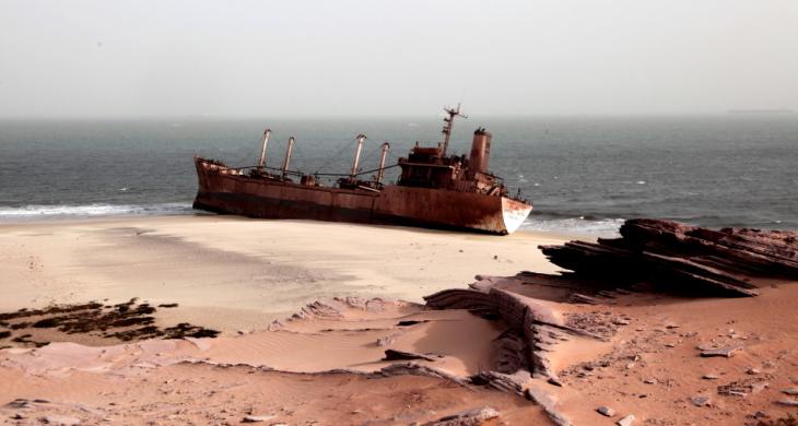 Mauritania 006 - Cap Blanc