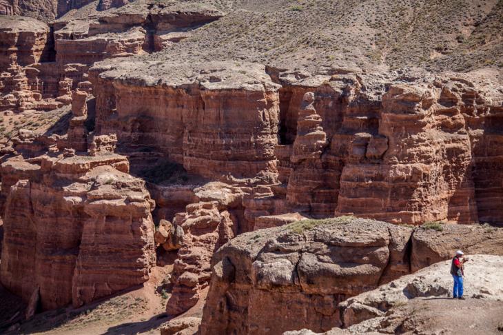 Kazakhstan - Charyn canyon 007