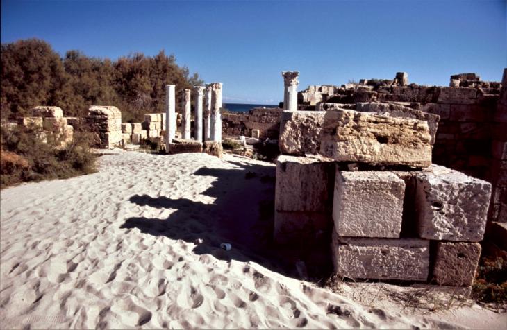 Libya - Leptis Magna 007