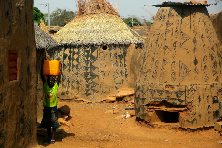 Burkina Faso -Tiebele 007