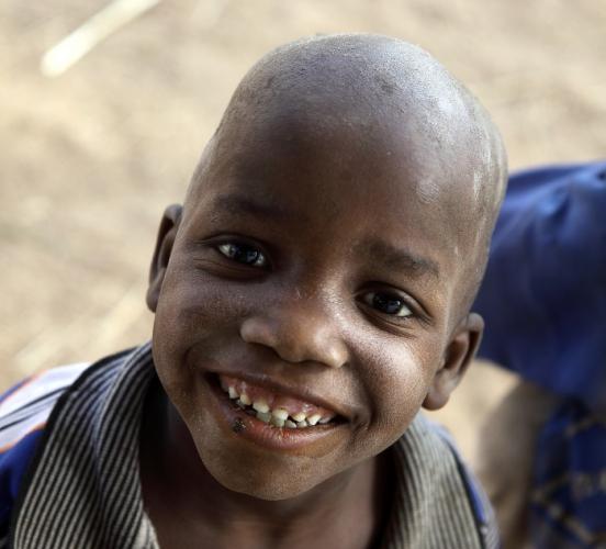 Burkina Faso 007 - Gan's village