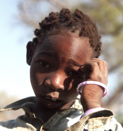 Burkina Faso 008 - Gan's village