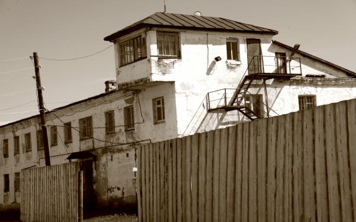 Russia - Gulag Perm-36 - 008