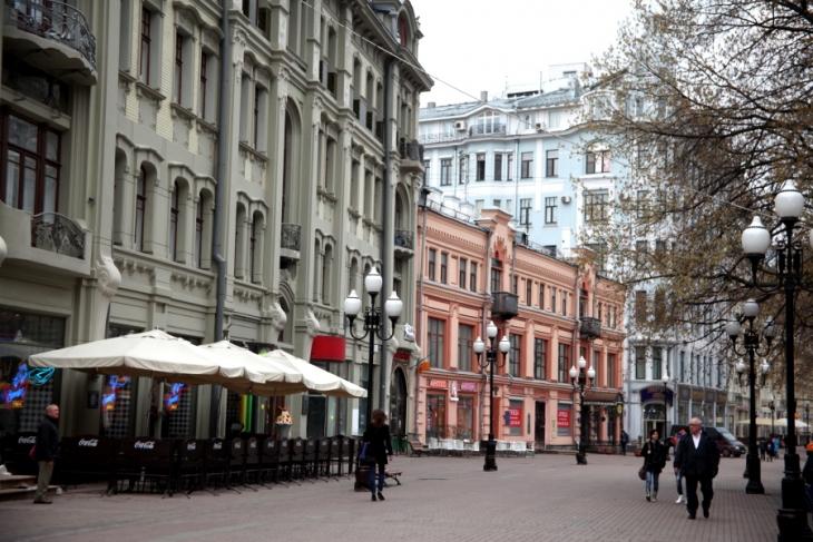 Russia - Moscow 008 - Arbat