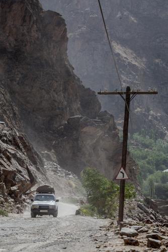Tajikistan 008 - On the road to Khorog