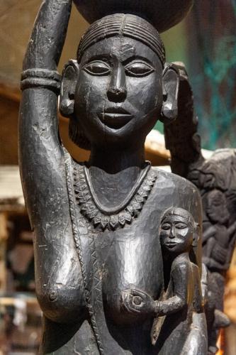 India - Madhya Pradesh - Bhopal 008 - Tribal Museum