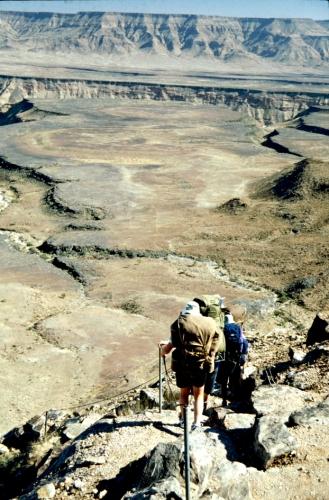 Namibia - Fish River Canyon 008