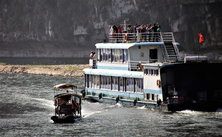 China - Guangxi 008 - Li River