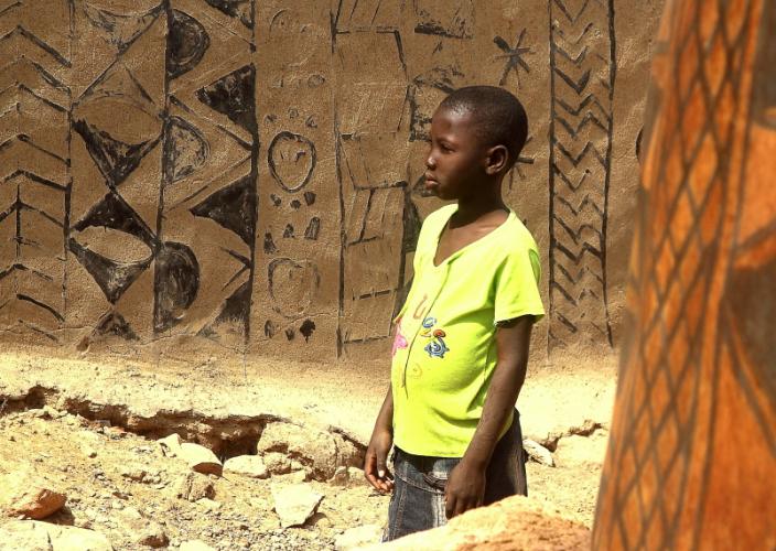 Burkina Faso -Tiebele 008