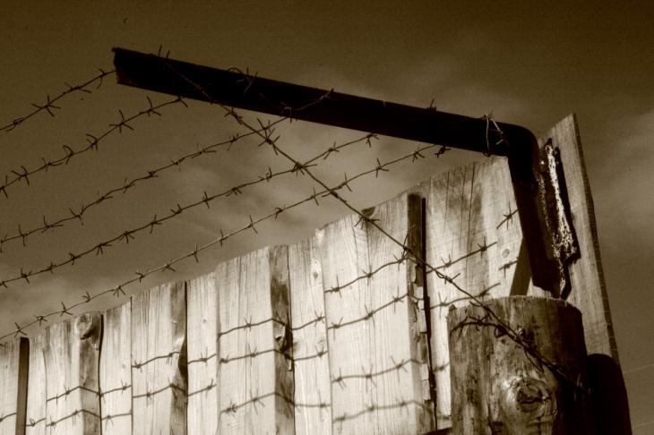 Russia - Gulag Perm-36 - 009
