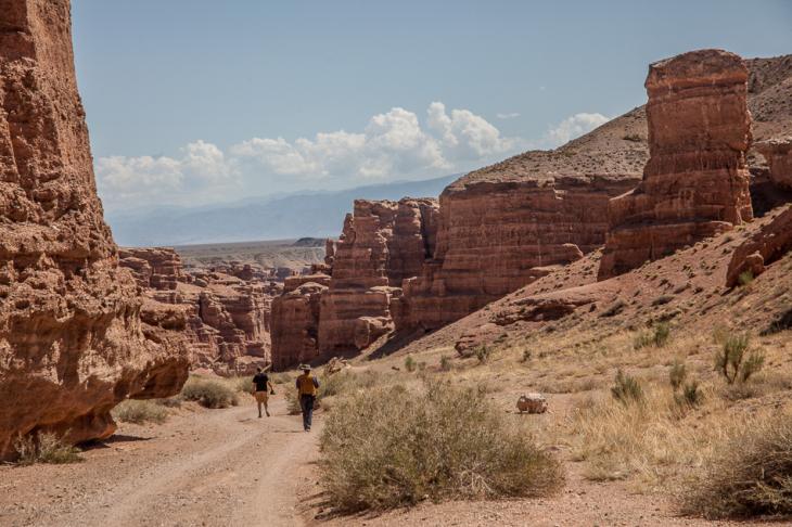 Kazakhstan - Charyn canyon 009