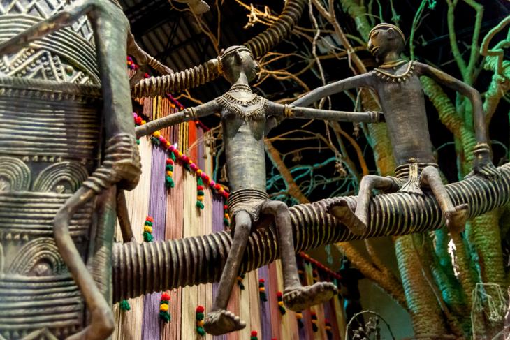 India - Madhya Pradesh - Bhopal 009 - Tribal Museum