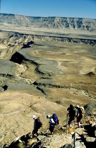 Namibia - Fish River Canyon 009