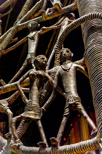 India - Madhya Pradesh - Bhopal 010 - Tribal Museum