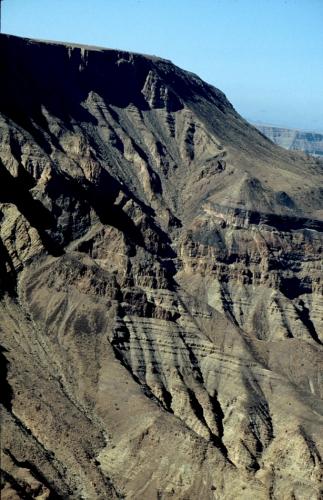 Namibia - Fish River Canyon 010