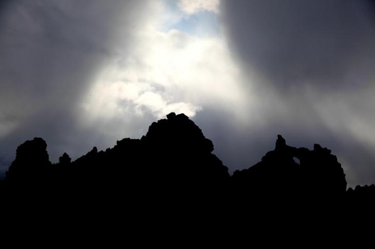 Iceland - North 090 - Dimmuborgir