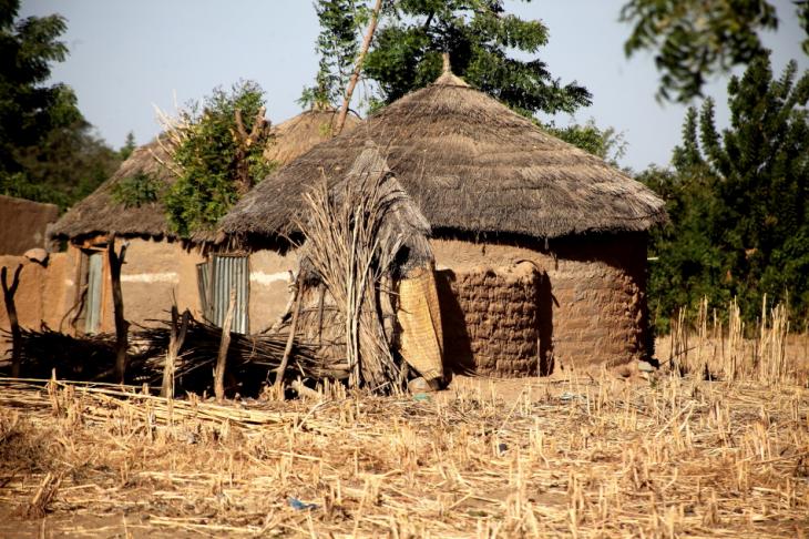 Burkina Faso - Falaise du Gobnangou 010
