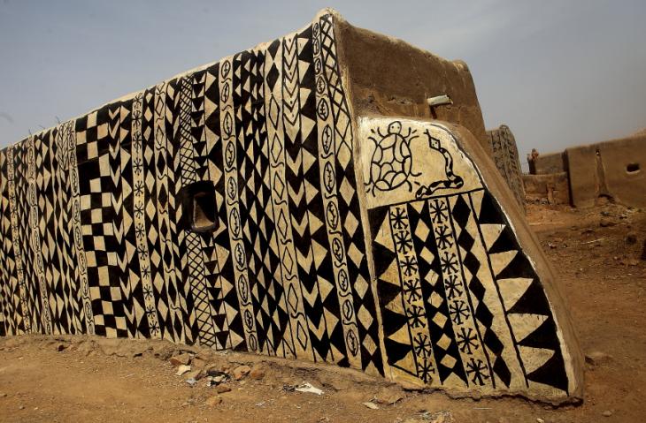 Burkina Faso -Tiebele 010