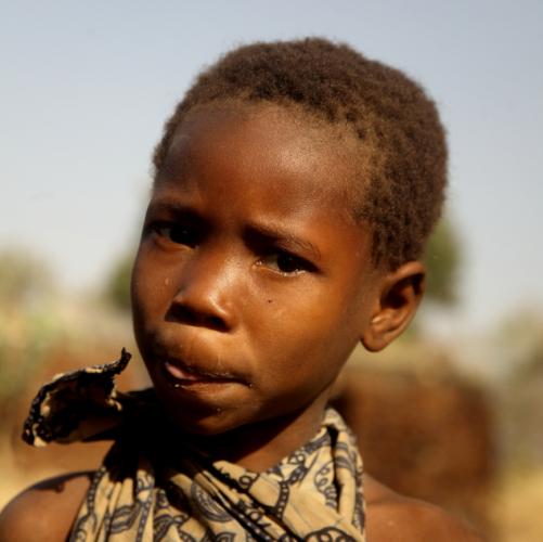 Burkina Faso 010 - Gan's village