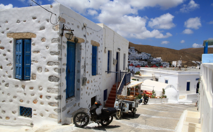 Greece - Astypalaia - Hora 011