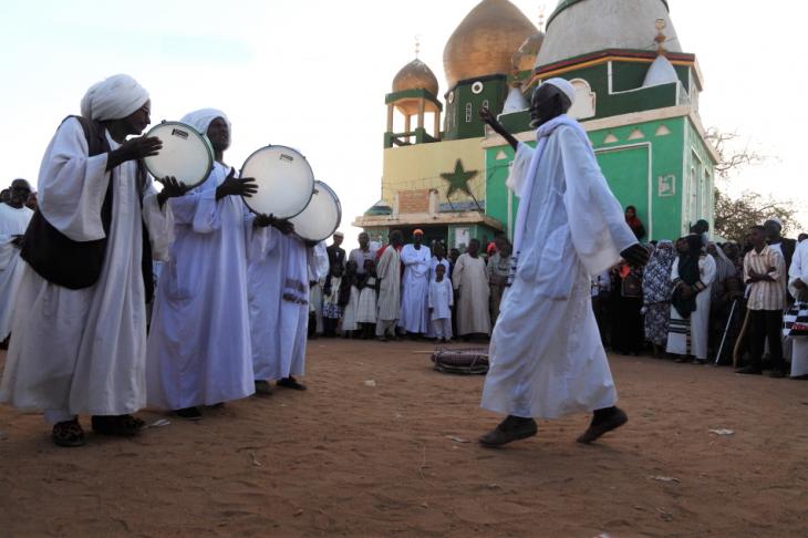 Sudan - Dervish ceremony 011