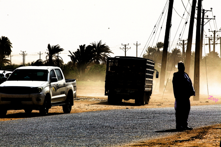 Sudan 011 - On the way