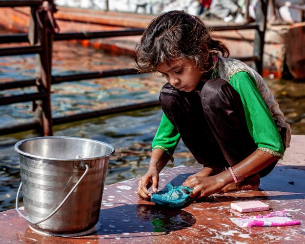 India - Madhya Pradesh - Omkareshwar 011