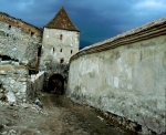 Romania - Rasnov 011 - The castle