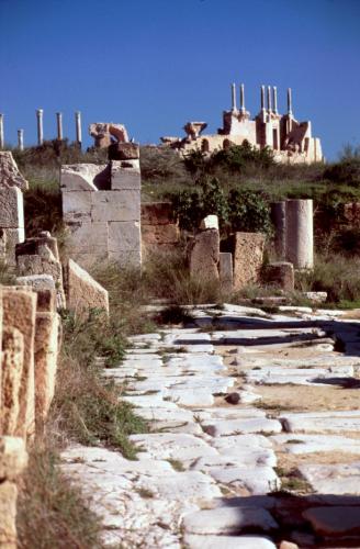 Libya - Leptis Magna 012
