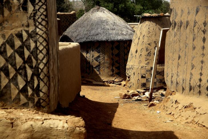 Burkina Faso -Tiebele 011
