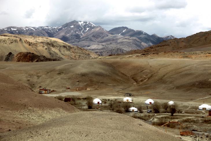 Russia - Altai 012 - Tydtuyaryk Camp
