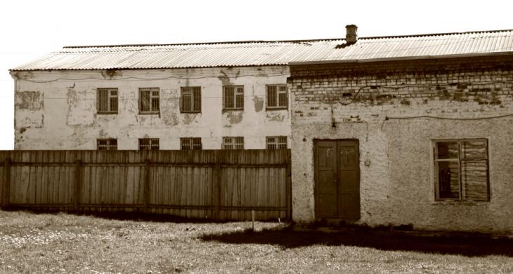 Russia - Gulag Perm-36 - 012