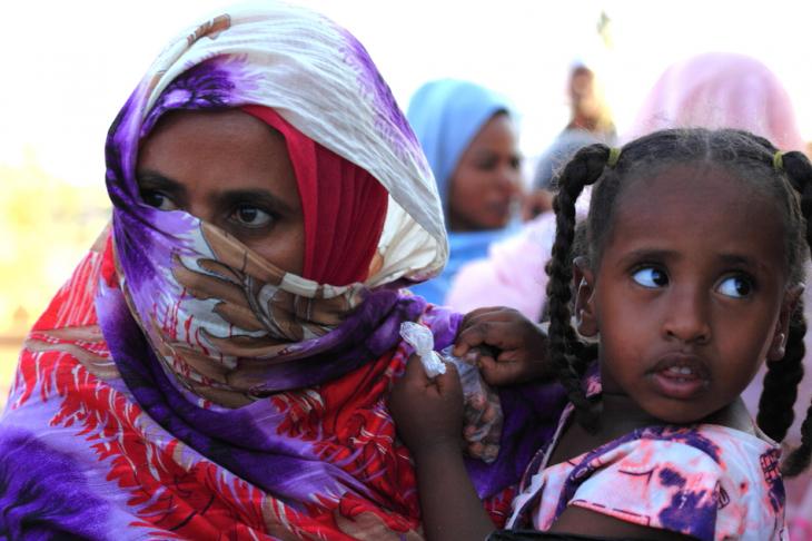 Sudan - Dervish ceremony 012