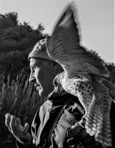 Kazakhstan - Bird training 012