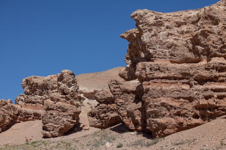 Kazakhstan - Charyn canyon 012