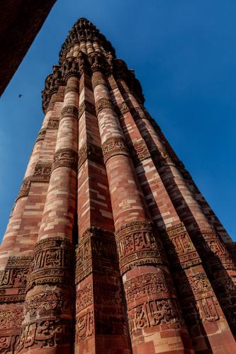 India - New Delhi 42 - Qutb Minar 2020