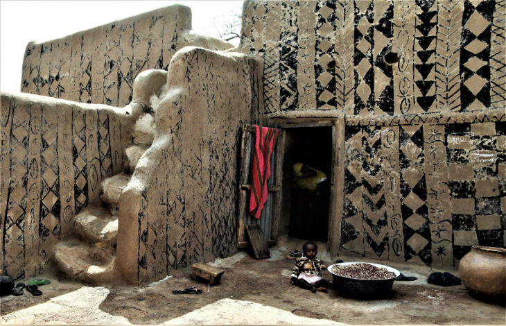 Burkina Faso -Tiebele 012