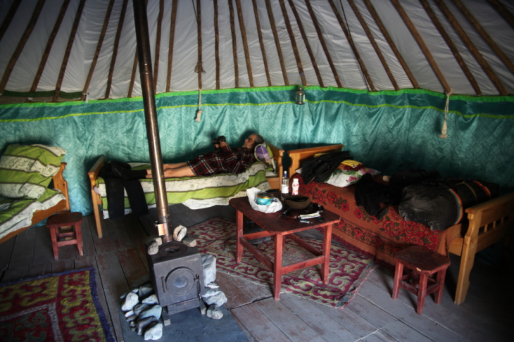 Russia - Altai 013 - Tydtuyaryk Camp