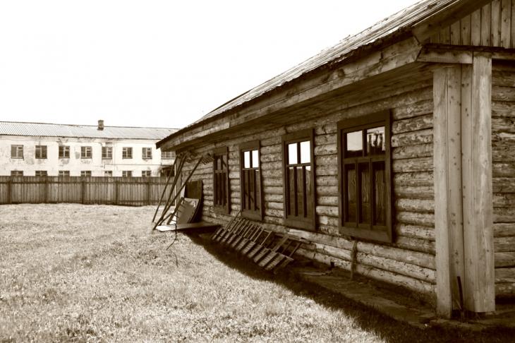 Russia - Gulag Perm-36 - 013