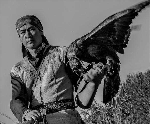 Kazakhstan - Bird training 013