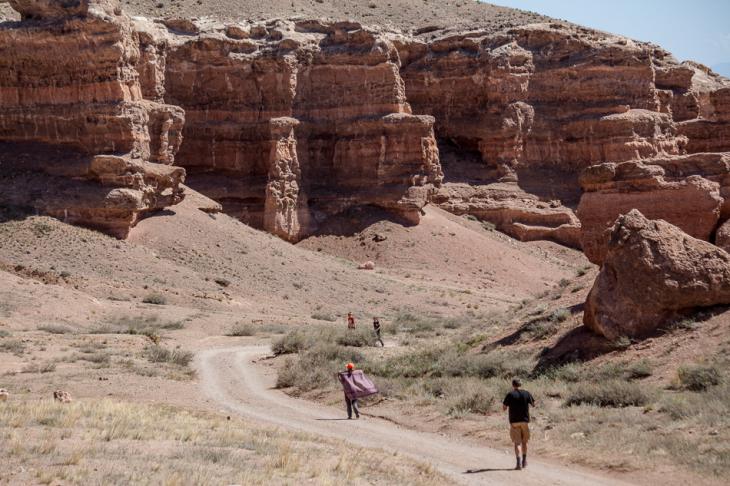 Kazakhstan - Charyn canyon 013